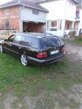 She's Mercedes E 320 Dizell rks 7 muj