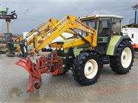 Traktor HURLIMANN H-478 PRESTIGE  -89 4X4 I SHITUR