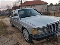Urgjent shitet Mercedesi