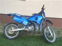Yamaha 125cc me Dokumenta