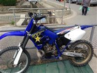 Yamaha Yz250 Fullcross