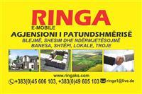 Ringa (Shiten Banesat ne Ferizaj,Pr,Gjilan)520/19