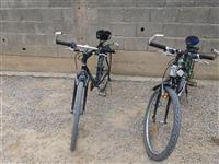 shes 2 bicikleta dhe dyer