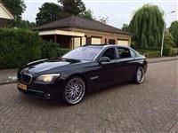 Bmw 750li 4.4 bi turbo benzin