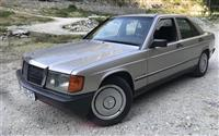 Mercedes 190 Flm u shit