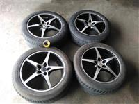 Fellne 17 per vw golf passat audi etj