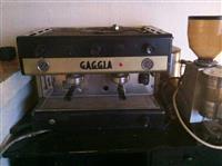 Aparat i kafes komplet me mulli dhe filter uji