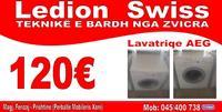 Lavatriqe AEG - 120 Euro