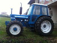 Traktorin ford 7600 4x4 i ardhur nga zvicrra