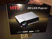 Shitet projektor i ri HD LLED
