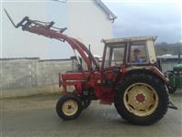 traktor internacjunal 644