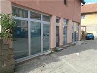Dyer.dritare per lokale,alumin xham i dyfishte