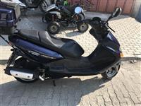Yamaha majesty 125c