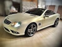 Mercedes sl500 amg pakket -04