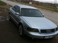 Audi  a8 2.5 TDI I te kuqe V6