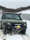 Land Rover Discovery 2. Off road. Rally