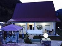 Villa ne  rugov fsh kuqisht