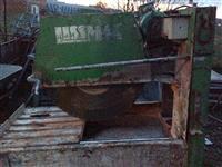 Makin cirkullar Sharre per guri beton blloka m ejt