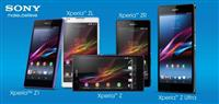 Sony Xperia te gjitha llojet