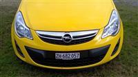 Opel Corsa 1.2B nga zvicra