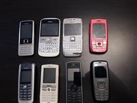 8 telefona mobile