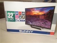 TV LCD SUNNY 32 inch i ri n'paket