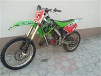 Kawasaki 125 viti 2007 FULL CROSS