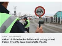 Verifiko����♂️ Police  denime ��