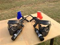 Arm PaintBall
