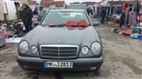 Mercedes E200, 2.0, Benzin, Manual