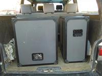Kutia -Zeck-Elektrovoice 500w nje kuti