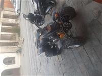Shitet Super Atv 250cc me chip