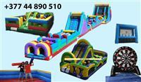 Extra ofertë! Inflatable – parku zbavitës me air!
