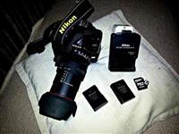 Nikon D3100 18:200