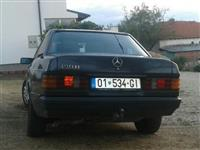 shes mercedesin 190 dizel