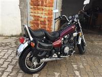 Honda coustum 750cc