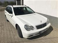 Shes Mercedes c class 200 disel