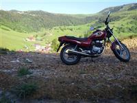 Honda cb 250 2002 me dogan