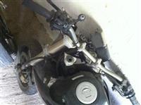 Shitet Honda FMX650 i aksidentum
