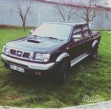 Nissan Navara 2.5 TD 4X4 -99