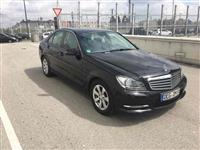 Mercedes C200 cdi 2013