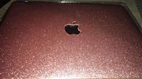 Macbook Pro Pink Shiny Case