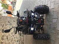 ATV 2019 125 CC Pothuajse i ri