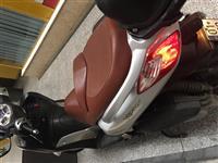Shitet Yamaha X-City