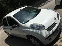 Shes veturen- Nissan Micra
