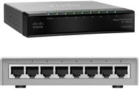 Cisco SF100D-08 8-Port 10/100 Desktop Switch