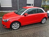 Shes veturen Audi 1.1