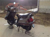 Shes Motorin Honda 125 cc