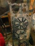 GOLF 3 - Dupli ventilator sa maskom i jednim motor