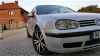Vw golf 4 TDI (DI) TE KUQE 4MOTION